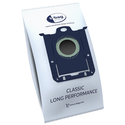 AEG stofzuigerzak S-bag Long Performance megapack GR201SM