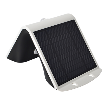 Leds Light Solar Buitenlamp met Sensor 3,2W 400Lm