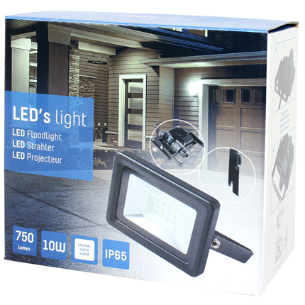 Leds Light LED buitenlamp 10W 750Lm
