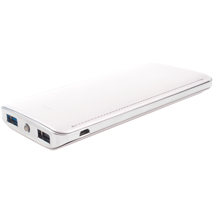 Point of View Powerbank QQC2.0  9600mAh Wit