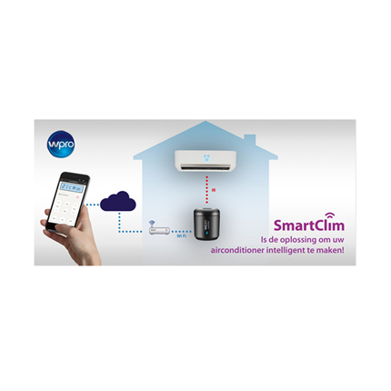 WPRO SmartClim Smart 2 Universele WiFi Afstandsbediening Airconditioning