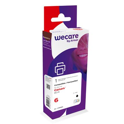 weCare Cartridge Canon BCI-6 Zwart