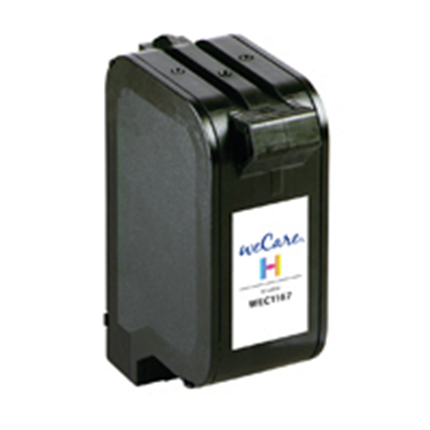 weCare Cartridge compatible met HP 23 Tricolor