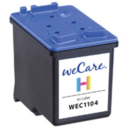 weCare Cartridge HP 28 Tricolor