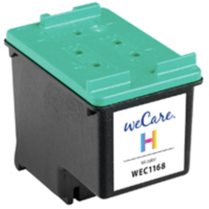 weCare Cartridge HP 342 Tricolor