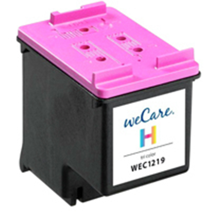 weCare Cartridge HP 901XL Tricolor
