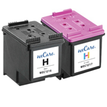 weCare Cartridge HP 300XL Combipack