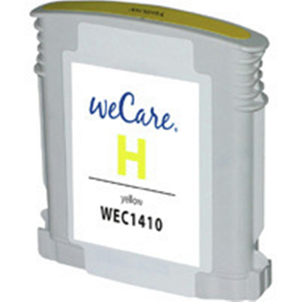weCare Cartridge HP 940XL Geel