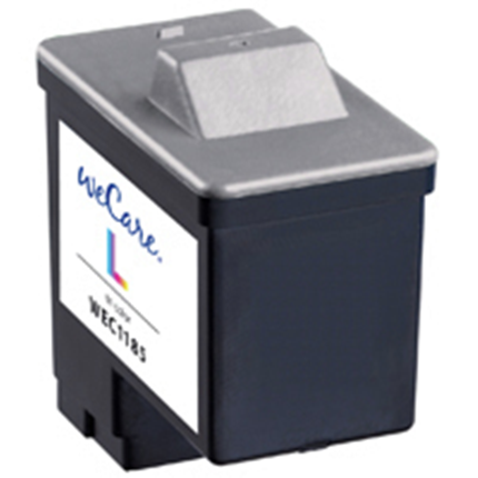 weCare Cartridge Lexmark 26 Tricolor