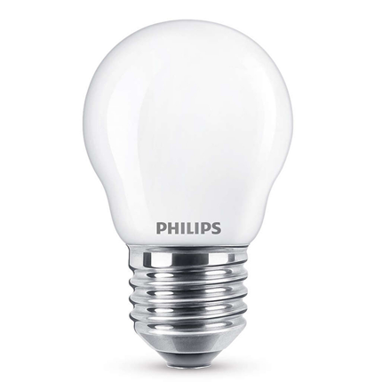 Philips Kogel LED lamp 4,3 Watt 470 Lumen Mat