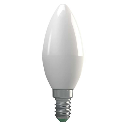 Emos LED lamp E14 4W 330Lm Kaars