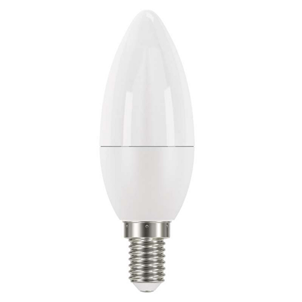 Emos LED lamp E14 6W 470Lm Kaars