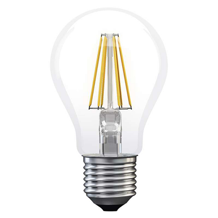 Emos LED lamp E27 6W 645Lm classic filament