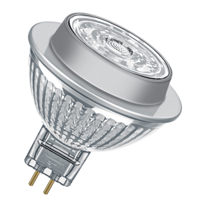 Osram Ledlamp MR16 GU5,3 7,2W Warm