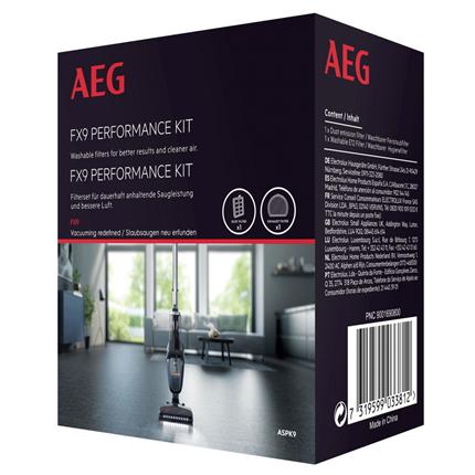 AEG Predormance Kit FX9 9001690800 ASPK9