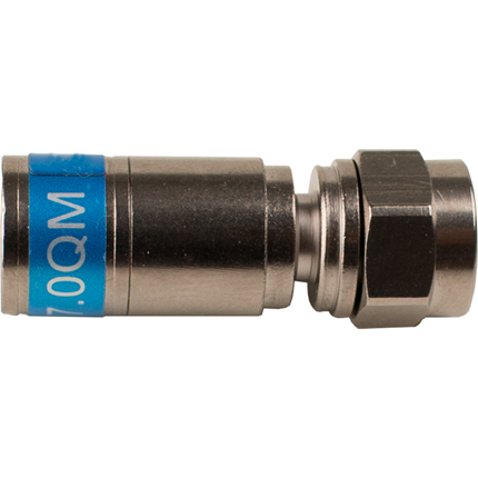 Hirschmann F-Connector Quick Mount F-56-CX3