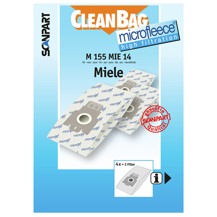 CleanBag Microfleece+ M157MIE15