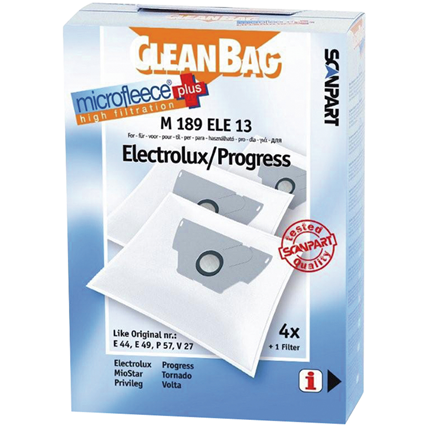CleanBag Microfleece+ M189ELE13