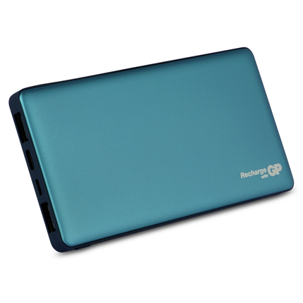 GP BATTERIES portable power bank M-serie 10000 mAh MP10MA teal