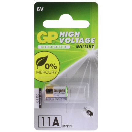 GP 6A High Voltage Alkaline Batterij