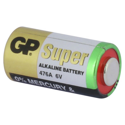 GP 476A High Voltage Alkaline Batterij