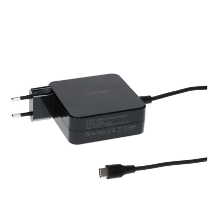 Yanec universele laptop voeding USB-C 60W