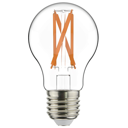 GP LED klassiek filament FD 7W E27 085430