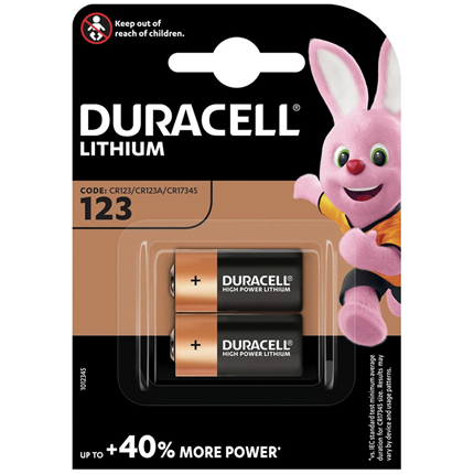 Duracell Lithium Ultra Photo