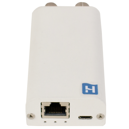 Hirschmann Gigabit internet over coax adapter 2 stuks