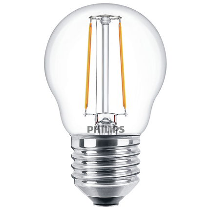 Philips LED Lamp E27 2W