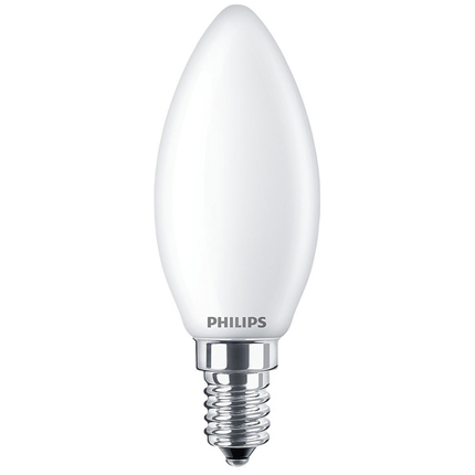 Philips LED Lamp E14 2,2W Kaars
