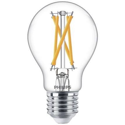 Philips LED Lamp E27 7W Peer Dimbaar