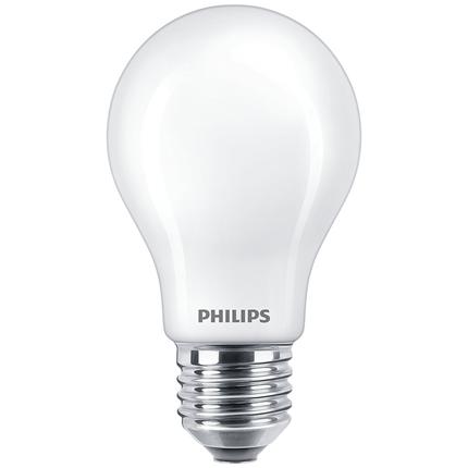 Philips LED Lamp E27 10,5W Peer Dimbaar