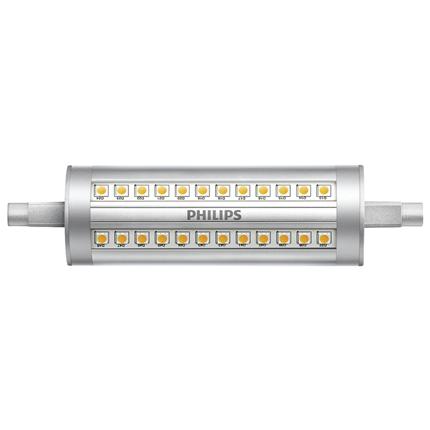 Philips LED Lamp R7s 14W Staaf Dimbaar