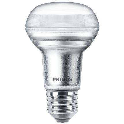 Philips R63 LED Lamp E27 4,5W Reflector dimbaar