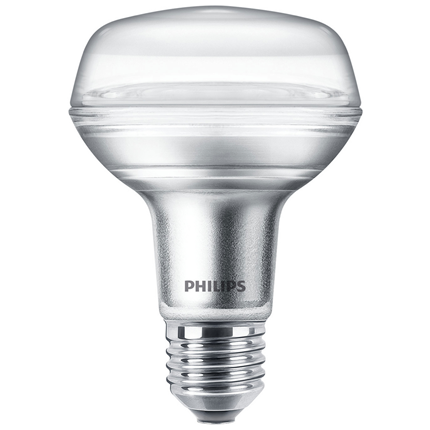Philips R80 LED Lamp E27 8W