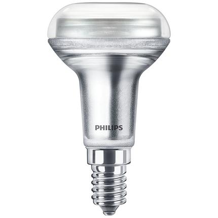 Philips LED Lamp E14 4,3W dimbaar