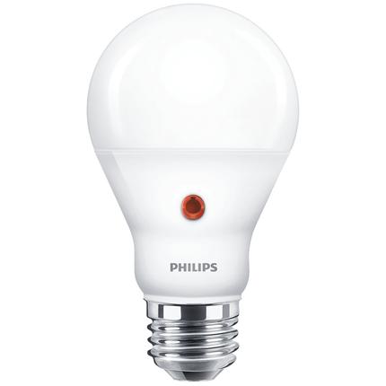 Philips LED Lamp E27 7,5W sensor