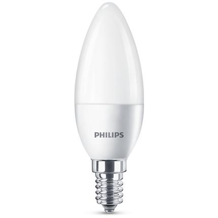 Philips LED Lamp E14 4W Kaars
