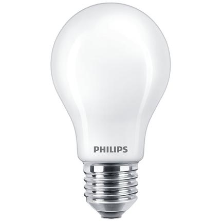 Philips LED Lamp E27 5W Peer mat dimbaar