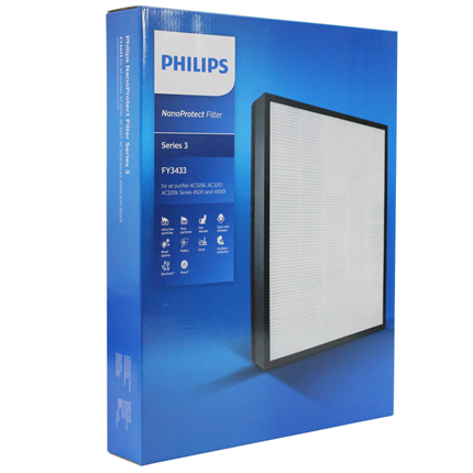 Philips NanoProtect HEPAfilter FY3433
