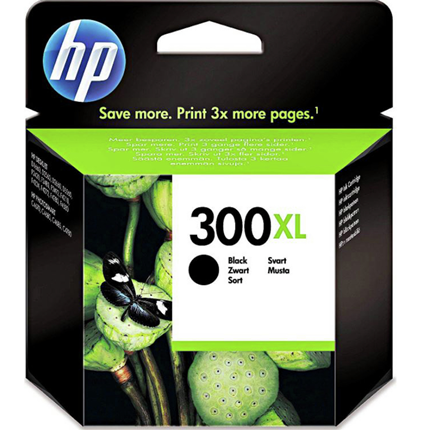 HP 300XL Black