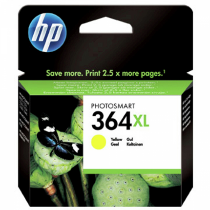 HP 364 XL Yellow