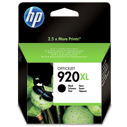 HP 920 XL Black