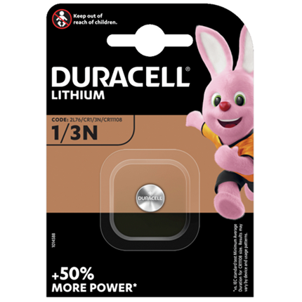 Duracell Lithium Photo