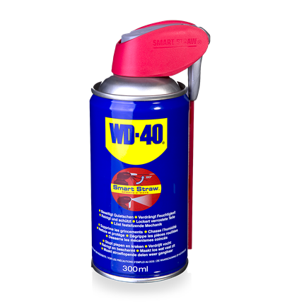 WD40 Spray Smart Straw