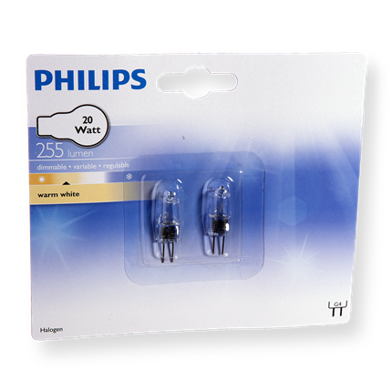 Philips Halogeen Capsule 20W-G4
