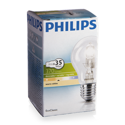 Philips Eco Halogeen Classic 28W-E27