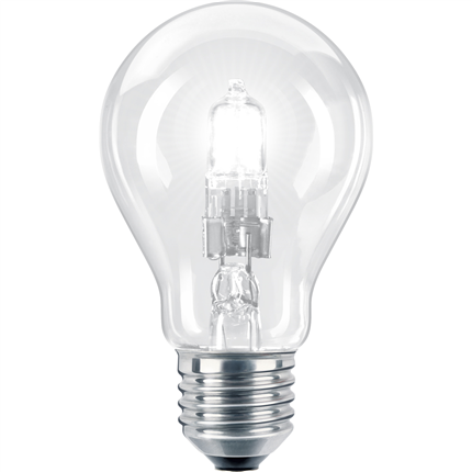 Philips Eco Halogeen Classic 70W-E27