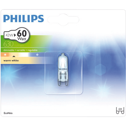 Philips Eco Halogeen Capsule 42W-G9